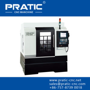 CNC Motorcycle Parts Carving Milling Machining Center-PS-650 pictures & photos