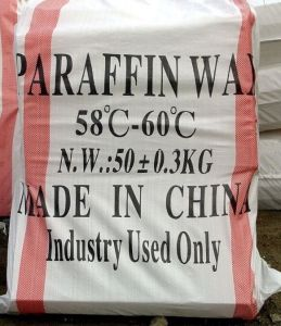 Paraffin Wax 58-60 pictures & photos