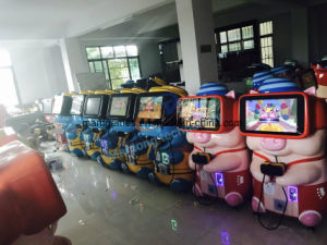 Vr System Coin Operated Kids Game Machine Children Vr with Fun Games pictures & photos