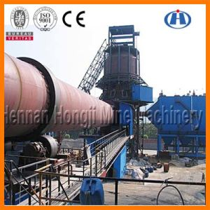 China Manufacturer 2014 New Cement Quicklime Rotary Kiln