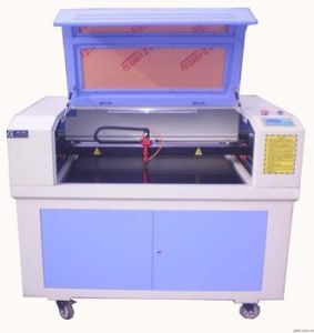 Small Cheap Laser Engraving/Cutting Machine Sy-4060 with 60W