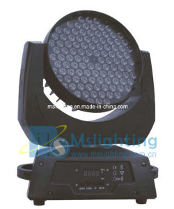 108*1W/3W LED Moving Head Wash Light pictures & photos