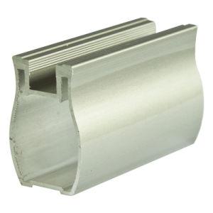 Golden Aluminium Profile for Cabinet Frame Material pictures & photos