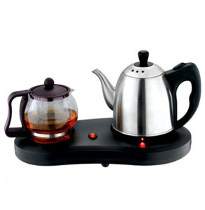 Stainless Steel Electric Kettle Set (H-SH-06T04)