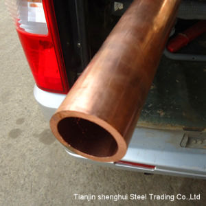 Premium Quality Straight Copper Tube (C11000) pictures & photos