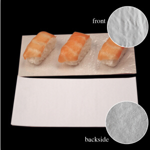 Factory Price Perforated Feature Absorbent Food Pad Uner Fruits and Vegetables