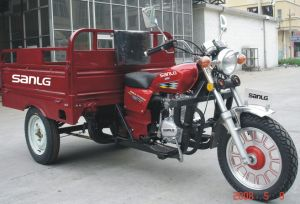 Cargo Three Wheel Tricycle (SL150ZH)