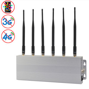 GSM CDMA Dcs 3G 4G Mobile Phone Signal Jammer pictures & photos