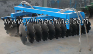 Hydraulic Heavy Disc Harrow, 28 Discs Heavy Harrow pictures & photos