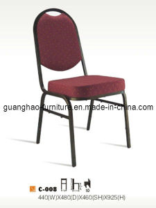 Discount Banquet Dining Restaurant Chair (C-008)