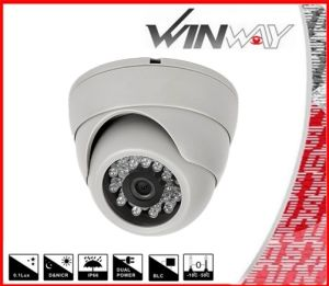 HD Cvi 720p Security IR Dome CCTV Camera (D501-CVI)