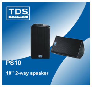 10inch High Performance Passive Loudspeaker PS10 with 250W Rated Power pictures & photos