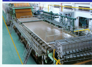 2400mm Recycle Paper Machine, Tissue Paper Machine pictures & photos
