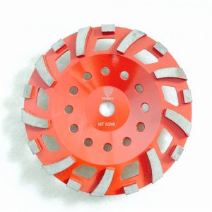 Diamond Abrasive Grinding Cup Wheel for Concrete pictures & photos