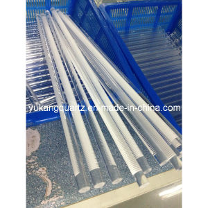 High Purity Quartz Rod for Quartz Boat Semiconductor Technology, Integrated Circuit Production, Optical Fiber pictures & photos