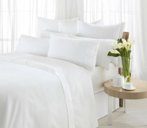 Long-Staple Turkish Cotton Percale Bed Linen pictures & photos