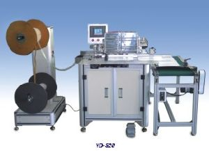 Automatic Wire Closing Machine (YD-520) pictures & photos