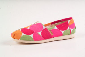 Classic Canvas Slip on Womens Espadrille Shoes