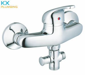 Bath Faucet with Cross Fitting pictures & photos