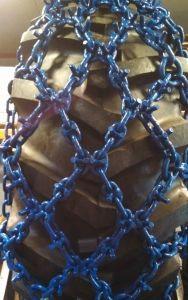 Skidder Tire Chain