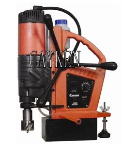 55mm Portable Core Drilling Machine with Magnetic Base (KBN-55/2QD) pictures & photos