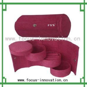 Red Jewelry Box (F2482)