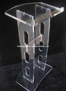 Acrylic Lectern (AL-A-0034)