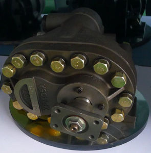 Hydraulic System External Gear Oil Pump for Dump Truck