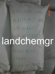 Soda Ash 99.2% Light&Dense pictures & photos