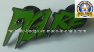 Strong Glow Customized Lapel Pin (MJ-PIN-007) pictures & photos
