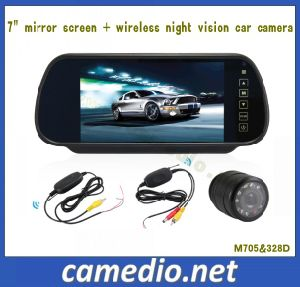 7inch Wireless Car Reversing Camera System /Kit pictures & photos