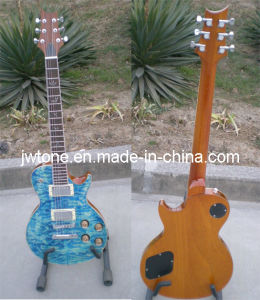 Mahogany Body Foam Blue Color Prs Electric Guitar pictures & photos