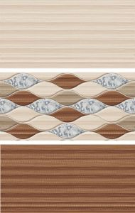 Minqing 12′x24′ Building Material Wood Modeling Bathroom Ceramic Wall Tile pictures & photos