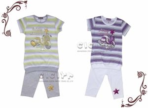 Girl′s 2 PCS Set (S10134)