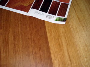 Engineered Strand Woven Bamboo Floor (ESWB)