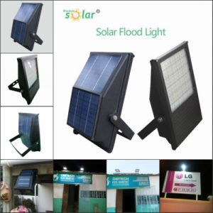 Waterproof CE Integrated LED Solar Lantern Light, Solar Flod Light, Solar Power Flood Light with Motion Sensor IP65 (wisdomsolar JR-PB001)