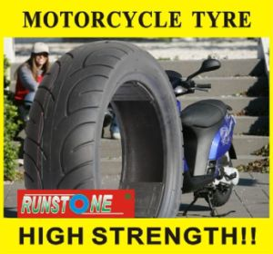 Strong Body Scooter Tyre/Tubeless Tyre 130/60-13 130/70-12 pictures & photos
