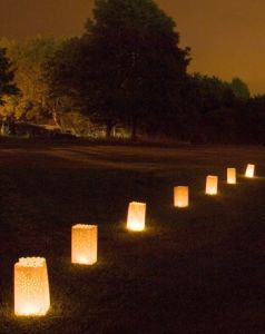 Tealight Lamp Shape/Candle Lantern/Candle Bag