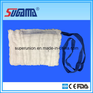 OEM Sterile Lap Sponge with Blue Loop pictures & photos