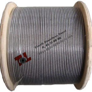 316 7X7 4mm Stainless Steel Wire Rope pictures & photos