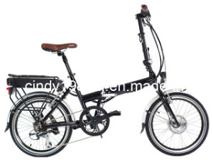 Folding E Bike / Foldable E-Bike /Electric Bicycle /Electric Bike (HJ-F02)