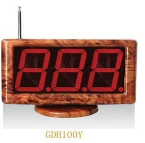 Economic LED Display Receiver Calling System for Restaurant