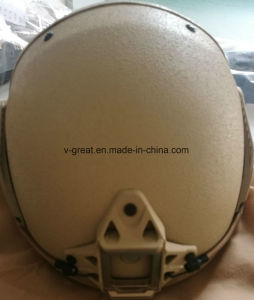 Airframe Helmet with Khaki Color pictures & photos