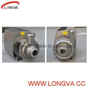 Stainless Steel 316L Centrifugal Pump pictures & photos