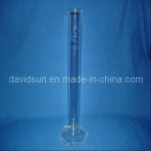 Measuring Cylinder With Hexagonal Base pictures & photos