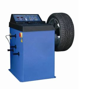 Wheel Balancer Machine, Tyre Changer With CE and ISO9001 (DEB-1) pictures & photos