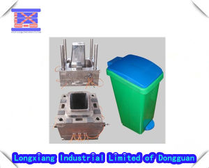 Plastic Dustbin/ Trash Can/Rubbish Bin/ Garbage Bin/ Plastic Trash Can/Waste Bin Mould pictures & photos