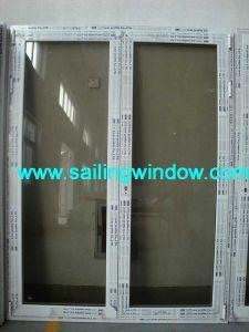 Aluminium French Door - 45 Series Swing out Door pictures & photos