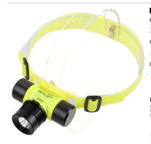 Super Waterproof Mag Switch Control Diving Flashlight pictures & photos