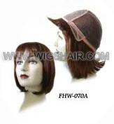 Human Hair Lace Wig( FHW-070A) pictures & photos